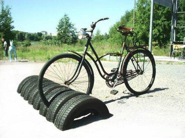Raster de biciclete
