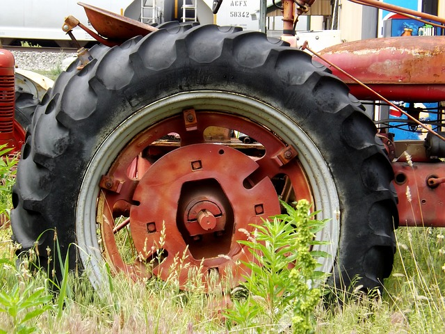 anvelope tractor