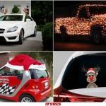 4 decoratiuni auto inedite
