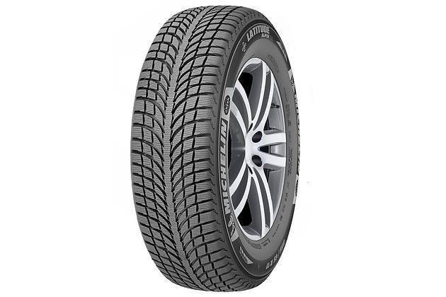 Michelin Latitude Alpin LA2 255/55R18 109V