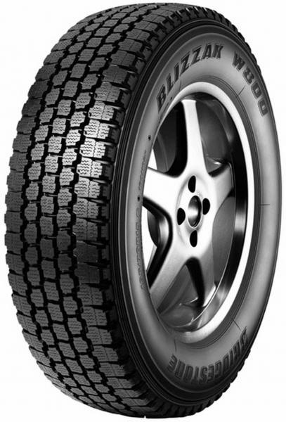 Bridgestone Blizzak W800 195/65R16C 104/102T
