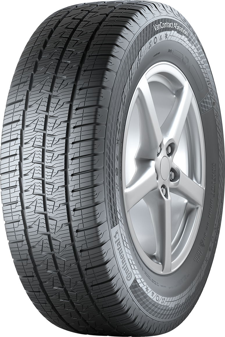 CONTINENTAL VAN CONTACT 4 SEASONS 285/65 R16C 131R