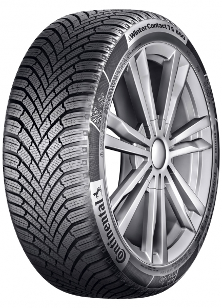 CONTINENTAL WINTER CONTACT TS860 185/65 R15 88T