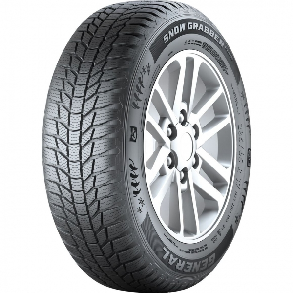 GENERAL TIRE SNOW GRABBER PLUS 205/70R15 96T