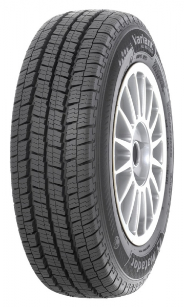 Matador MPS125 Variant All Weather 185/80R14C 102/100R