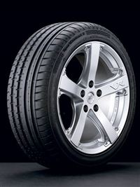 Anvelopa Continental SportContact 2 N2 265/35R18 Z