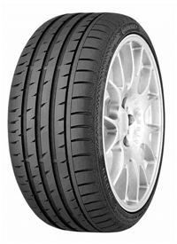 Anvelopa Continental SportContact 3 MO 255/40R18 Z