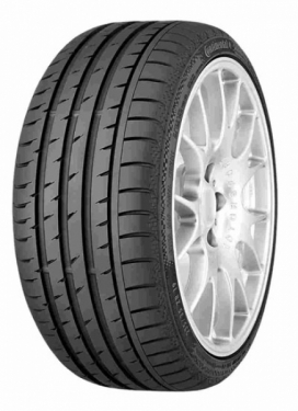 Anvelopa Continental SportContact 3 *  265/35R19 Z