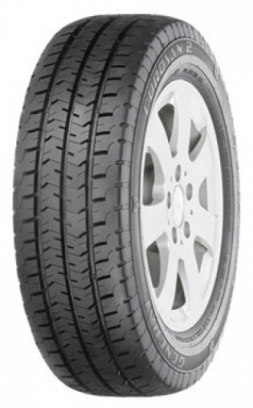 Anvelopa General Eurovan 2 205/75R16C 110/108R