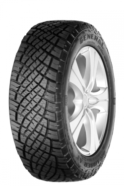 Anvelopa GENERAL GRABBER AT 265/70R17 115S