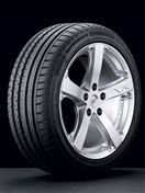 Continental SportContact 2 MO 255/45R18 99Y