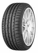 Continental SportContact 3 SSR 245/40R18 93Y