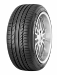 Continental SportContact 5 * SSR 255/40R18 95Y