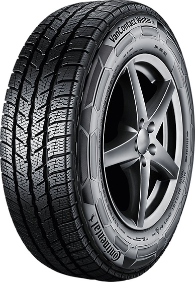 Continental Vancontact Winter 215/65R16C 106/104T